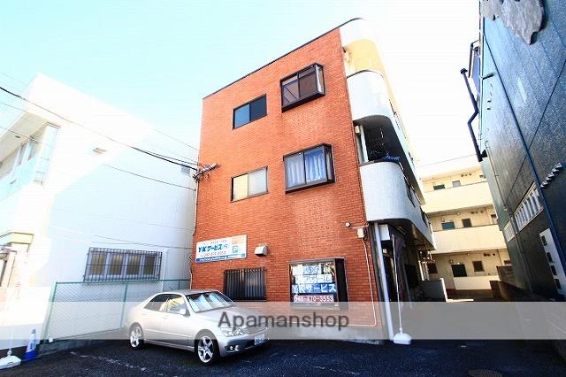 埼玉県新座市、北朝霞駅徒歩23分の築32年 3階建の賃貸マンション