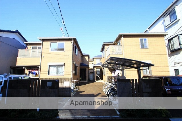 埼玉県志木市、朝霞台駅徒歩29分の築6年 2階建の賃貸アパート