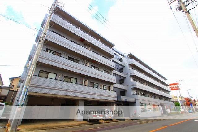 埼玉県朝霞市、北朝霞駅徒歩9分の築27年 5階建の賃貸マンション