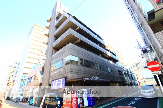 埼玉県志木市、北朝霞駅徒歩24分の築24年 7階建の賃貸マンション
