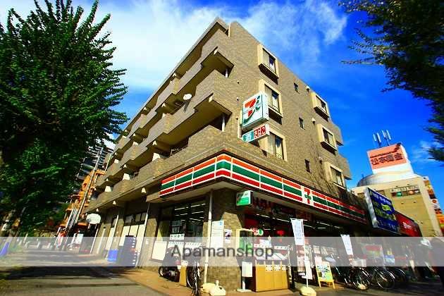埼玉県富士見市、ふじみ野駅徒歩2分の築20年 4階建の賃貸マンション