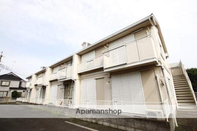 埼玉県川越市、上福岡駅徒歩29分の築27年 2階建の賃貸アパート