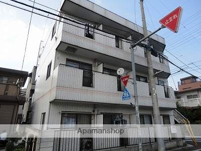 埼玉県川越市、上福岡駅徒歩10分の築26年 3階建の賃貸マンション