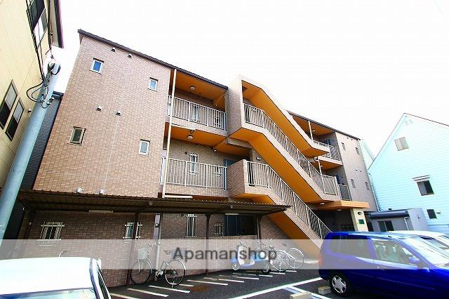 埼玉県川越市、ふじみ野駅徒歩41分の築15年 3階建の賃貸マンション