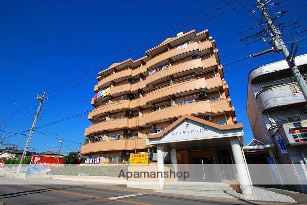 埼玉県富士見市、みずほ台駅徒歩33分の築26年 6階建の賃貸マンション