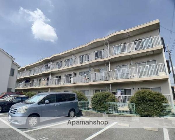 埼玉県富士見市、みずほ台駅徒歩2分の築29年 3階建の賃貸マンション