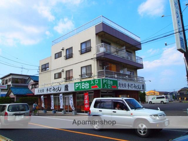 埼玉県ふじみ野市、鶴瀬駅徒歩30分の築31年 2階建の賃貸アパート