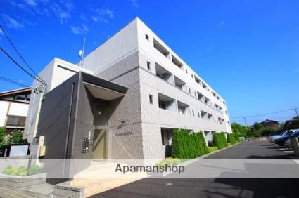 埼玉県志木市、志木駅徒歩15分の築5年 4階建の賃貸マンション