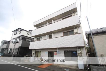 埼玉県志木市、志木駅バス15分五反田下車後徒歩5分の築29年 3階建の賃貸マンション