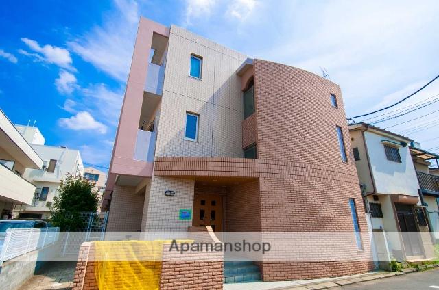 埼玉県川越市、上福岡駅徒歩8分の築10年 3階建の賃貸マンション