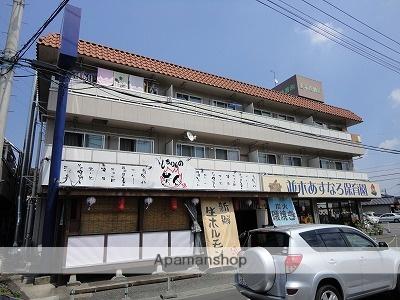 埼玉県川越市、南古谷駅徒歩4分の築27年 3階建の賃貸アパート