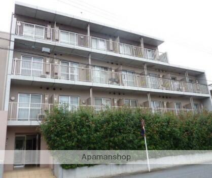 埼玉県川越市、上福岡駅徒歩10分の築9年 4階建の賃貸マンション