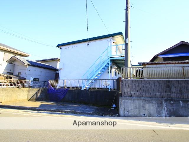 埼玉県川越市、上福岡駅徒歩31分の築31年 2階建の賃貸アパート