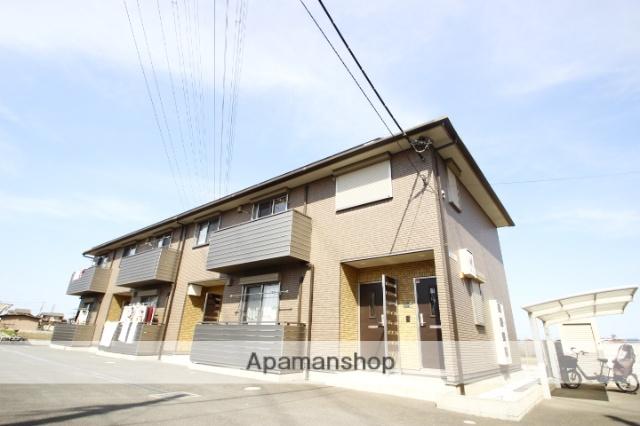 埼玉県川越市、新河岸駅徒歩16分の築2年 2階建の賃貸アパート