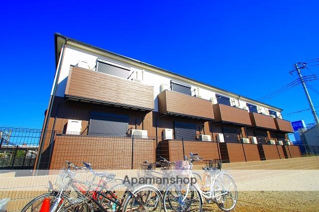 埼玉県富士見市、みずほ台駅徒歩18分の築2年 2階建の賃貸アパート