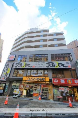 埼玉県富士見市、みずほ台駅徒歩16分の築36年 8階建の賃貸マンション