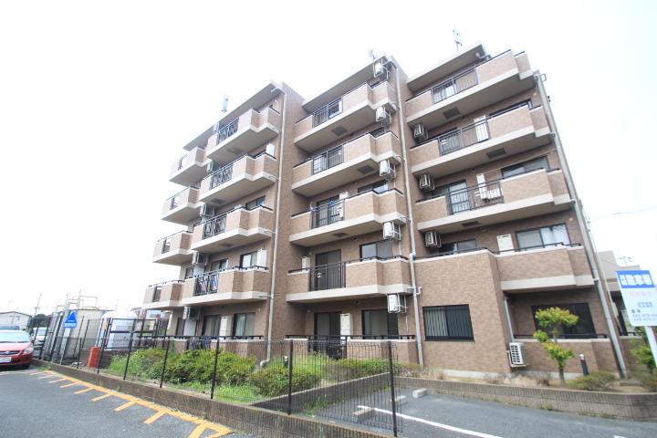 埼玉県新座市、新座駅徒歩46分の築15年 5階建の賃貸マンション