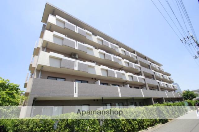 埼玉県富士見市、鶴瀬駅徒歩32分の築18年 5階建の賃貸マンション