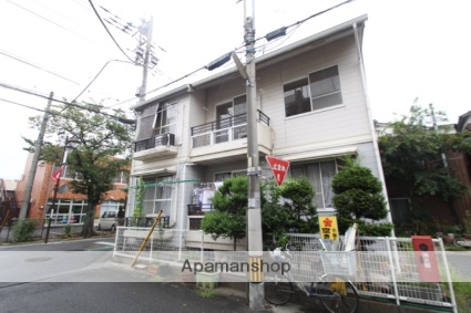 埼玉県富士見市、志木駅バス10分富士見クリニック前下車後徒歩3分の築22年 2階建の賃貸アパート