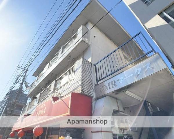 埼玉県志木市、志木駅徒歩8分の築32年 3階建の賃貸マンション