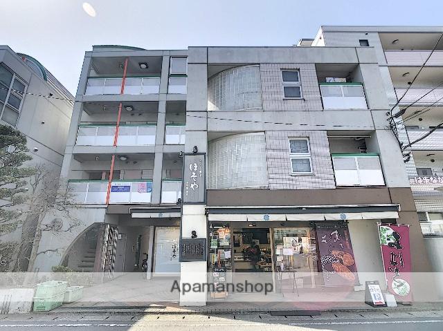 埼玉県朝霞市、北朝霞駅徒歩2分の築27年 4階建の賃貸マンション