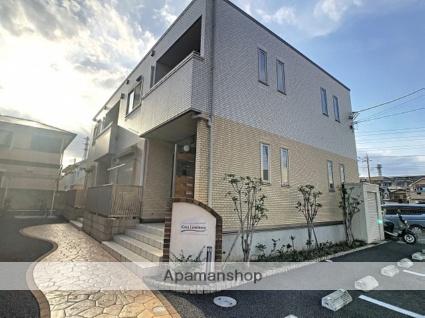 埼玉県川越市、新河岸駅徒歩19分の築4年 2階建の賃貸アパート