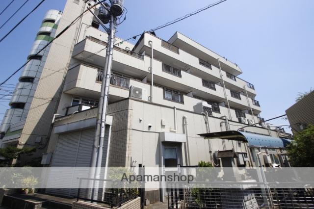 埼玉県川越市、南古谷駅徒歩2分の築28年 5階建の賃貸マンション