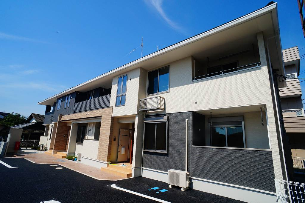埼玉県川越市、南古谷駅徒歩12分の築2年 2階建の賃貸アパート