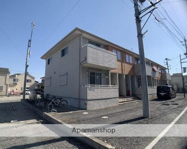 埼玉県川越市、新河岸駅徒歩9分の築1年 2階建の賃貸アパート