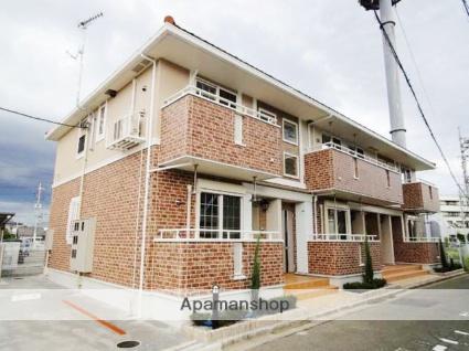 埼玉県川越市、南古谷駅徒歩2分の築6年 2階建の賃貸アパート