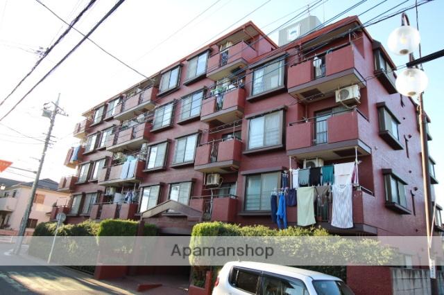 埼玉県川越市、上福岡駅徒歩18分の築28年 5階建の賃貸マンション