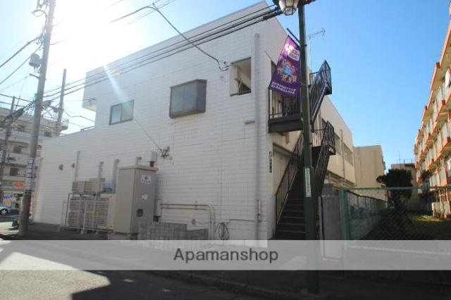 埼玉県富士見市、柳瀬川駅徒歩26分の築30年 2階建の賃貸マンション
