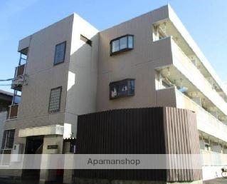 埼玉県川越市、新河岸駅徒歩24分の築28年 3階建の賃貸マンション