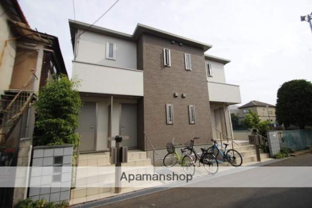 埼玉県川越市、上福岡駅徒歩11分の新築 2階建の賃貸アパート