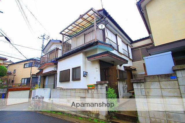 埼玉県富士見市、鶴瀬駅徒歩21分の築46年 2階建の賃貸一戸建て