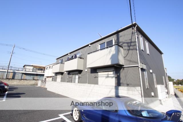 埼玉県川越市の築5年 2階建の賃貸アパート