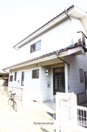 埼玉県川越市、新河岸駅徒歩10分の築21年 2階建の賃貸一戸建て