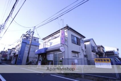 埼玉県川越市、新河岸駅徒歩6分の築27年 2階建の賃貸アパート