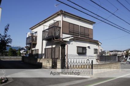 埼玉県川越市、上福岡駅徒歩17分の築26年 2階建の賃貸アパート