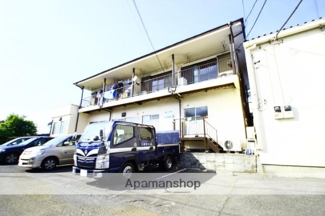 埼玉県新座市、新座駅徒歩10分の築37年 2階建の賃貸アパート