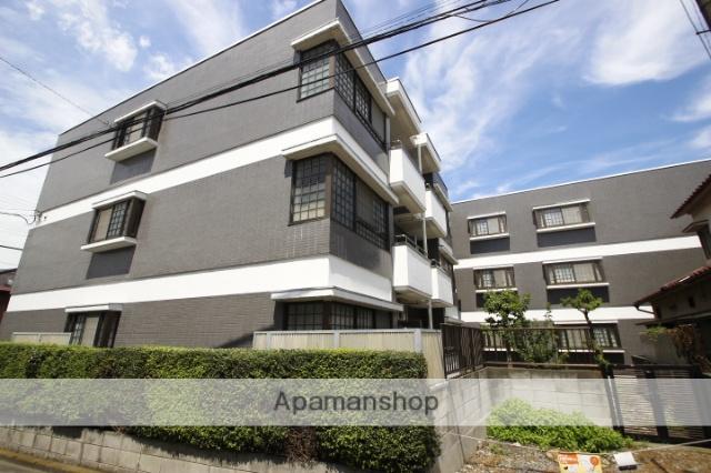 埼玉県川越市、新河岸駅徒歩15分の築7年 3階建の賃貸マンション