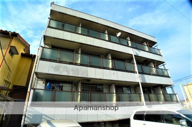 埼玉県新座市、新座駅徒歩15分の築25年 2階建の賃貸アパート
