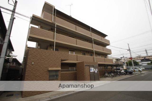 埼玉県川越市、川越駅徒歩9分の築6年 4階建の賃貸マンション
