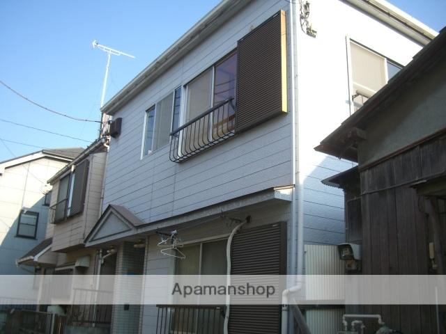 埼玉県志木市、志木駅徒歩16分の築26年 2階建の賃貸アパート