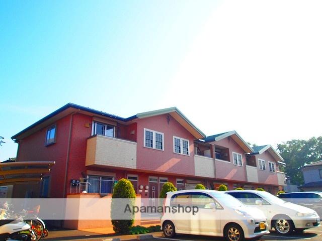埼玉県川越市、新河岸駅徒歩20分の築10年 2階建の賃貸アパート
