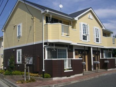 埼玉県川越市、新河岸駅徒歩17分の築16年 2階建の賃貸アパート