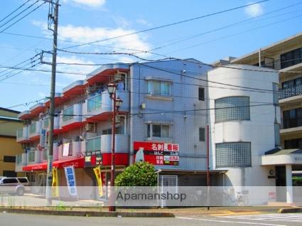 埼玉県富士見市、みずほ台駅徒歩24分の築25年 3階建の賃貸マンション