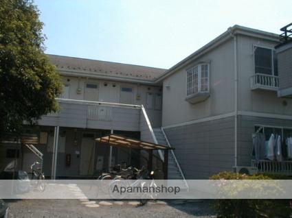 埼玉県ふじみ野市、鶴瀬駅徒歩55分の築23年 2階建の賃貸アパート