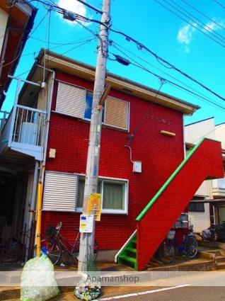 埼玉県ふじみ野市、ふじみ野駅徒歩18分の築42年 2階建の賃貸アパート