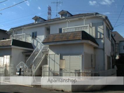 埼玉県川越市、新河岸駅徒歩18分の築29年 2階建の賃貸アパート